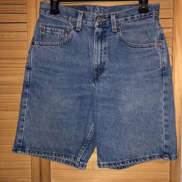 40e3b31f20 Levi's Shorts | Vintage Levis 550 Relaxed Fit | Poshmark